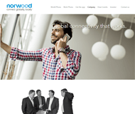 Norwood Systems Limited Website Link