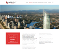 Ardent Leisure Group Website Link