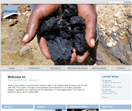 Mozambi Resources Ltd Website Link