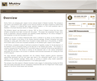 MUTINY GOLD LTD Website Link