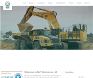 MZI Resources Ltd Website Link