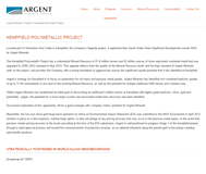 Argent Minerals Limited Website Link