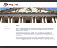 Mejority Capital Limited Website Link