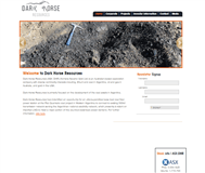 Dark Horse Resources Limited Website Link