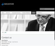 Navigator Resources Limited Website Link