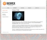 Nemex Resources Limited Website Link