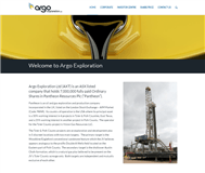 Argo Exploration Limited Website Link