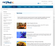 Neptune Marine Services Limited Website Link