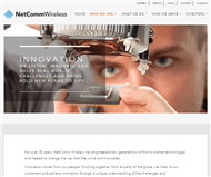 NetComm Wireless Limited Website Link