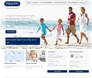 Neuren Pharmaceuticals Limited Website Link