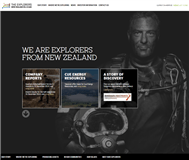 New Zealand Oil & Gas Limited Website Link
