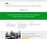 nib Holdings Limited Website Link