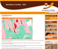 Nickelore Limited Website Link