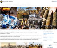 Northern Mining Limited Website Link