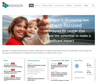Novogen Limited Website Link