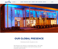 Aristocrat Leisure Limited Website Link
