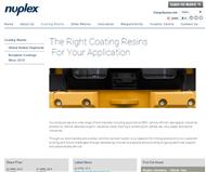 Nuplex Industries Limited Website Link