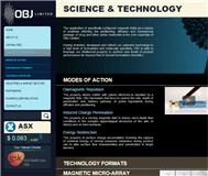 OBJ Ltd Website Link