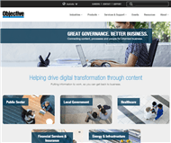 Objective Corporation Limited Website Link
