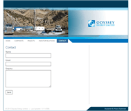 Odyssey Energy Limited Website Link