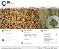OGL Resources Limited Website Link