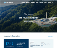 Oil Search Limited Website Link