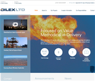 Oilex Ltd Website Link