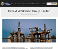 Oilfield Workforce Group Limited Website Link