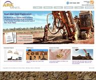 Ark Mines Limited Website Link