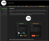 OPUS Group Ltd Website Link