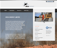 Orca Energy Limited Website Link