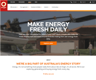 Origin Energy Limited Website Link