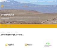 Orocobre Limited Website Link