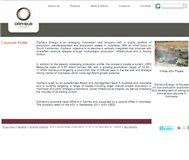 Orpheus Energy Limited Website Link