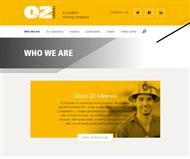 OZ Minerals Limited Website Link