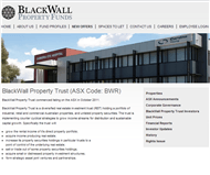 BlackWall Property Trust Website Link