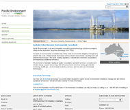 Pacific Environment Limited Website Link