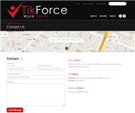 Tikforce Limited Website Link