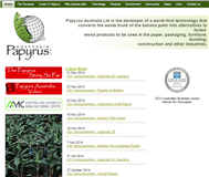 Papyrus Australia Limited Website Link