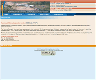 Paramount Mining Corporation Ltd Website Link