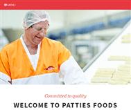 Patties Foods Ltd Website Link