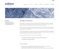 European Lithium Limited Website Link