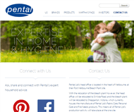 Pental Limited Website Link