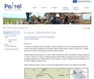 Petrel Energy Limited Website Link
