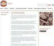 Arunta Resources Limited Website Link