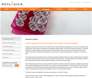 Phylogica Limited Website Link