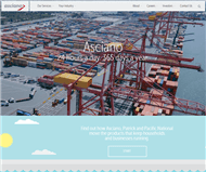 Asciano Limited Website Link