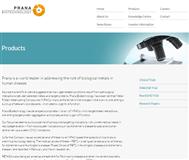 Prana Biotechnology Limited Website Link