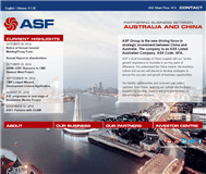 ASF Group Limited Website Link