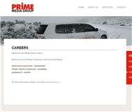 Prime Media Group Limited Website Link